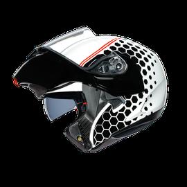 COMPACT ST E2205 MULTI - DETROIT WHITE/BLACK  - Compact ST