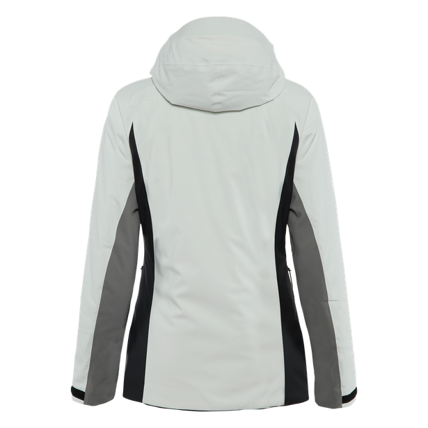 HP ROLLER WMN LILY-WHITE/STRETCH-LIMO/CHARCOAL-GRAY- Women Winter Jackets