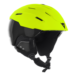 D-BRID LIME-PUNCH/STRETCH-LIMO- Helmets