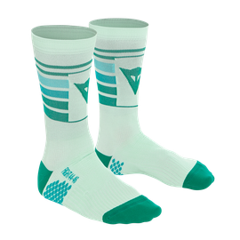HG HALLERBOS SOCKS LIGHT-GREEN/GREEN