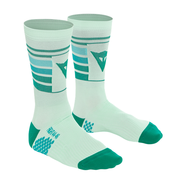 HG HALLERBOS SOCKS LIGHT-GREEN/GREEN- Accessories