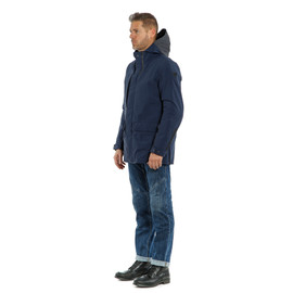 VICENZA GORE-TEX JACKET EBONY/BLACK-IRIS- Gore-Tex®