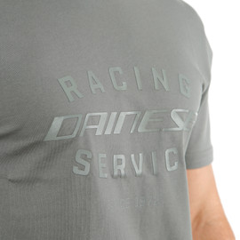 PADDOCK T-SHIRT CHARCOAL-GRAY/CHARCOAL-GRAY- Casual Wear
