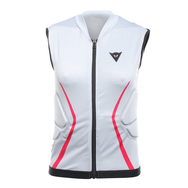 FLEXAGON WAISTCOAT LADY VAPOR-BLUE/VIRTUAL-PINK- Back