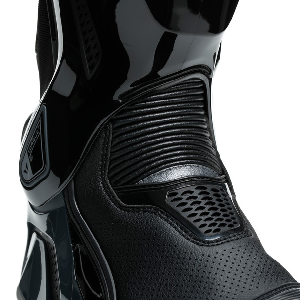 TORQUE 3 OUT AIR BOOTS BLACK/ANTHRACITE- Piel