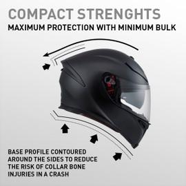 K-5 S E2205 MULTI - HURRICANE 2.0 BLACK/SILVER - Full-face