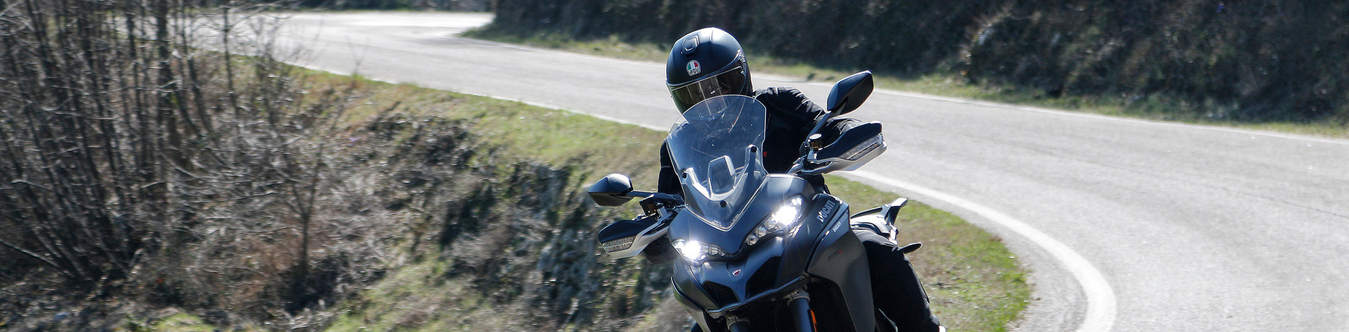 AGV Riding style - Touring