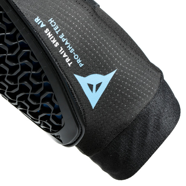 TRAIL SKINS AIR ELBOW GUARDS BLACK- undefined