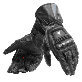 STEEL-PRO GLOVES BLACK/ANTHRACITE- Leather