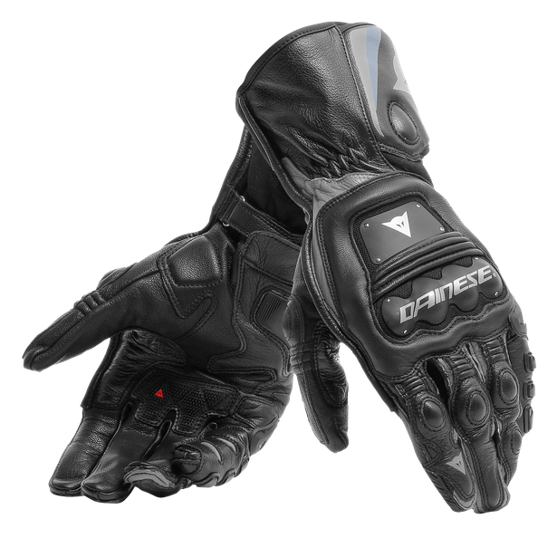 STEEL-PRO GLOVES BLACK/ANTHRACITE- Pelle