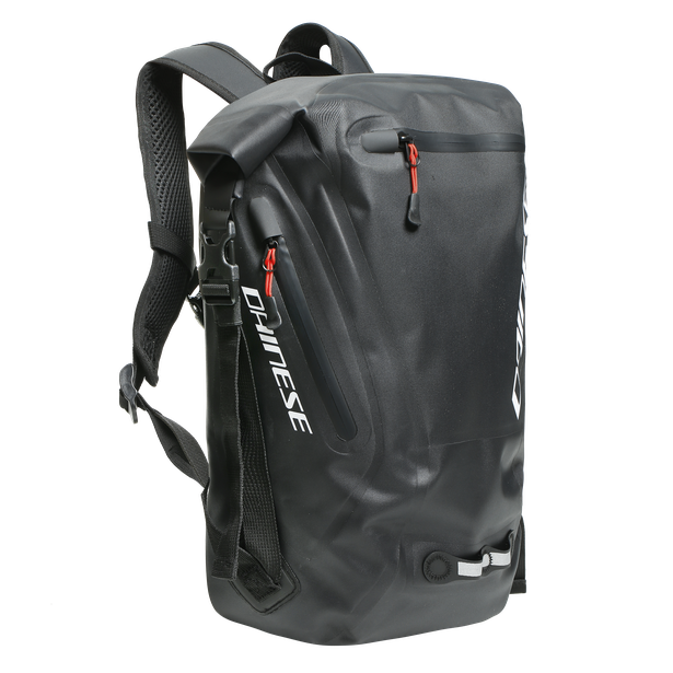 D-STORM BACKPACK STEALTH-BLACK- Taschen