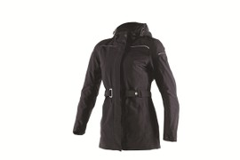 ELEONORE D1 LADY GTX JACKET BLACK- Jackets
