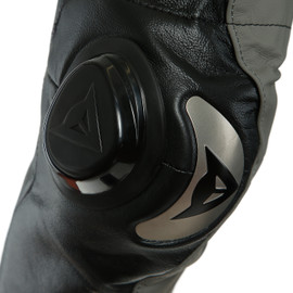 MUGELLO RR D-AIR® PERF. SUIT BLACK/CHARCOAL-GRAY- Profesionales