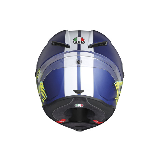 CORSA R E2205 TOP - V46 MATT BLUE - Promotions