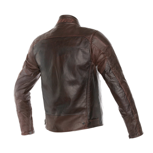 MIKE PELLE - Leather