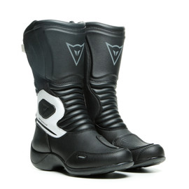 AURORA LADY D-WP BOOTS BLACK/WHITE