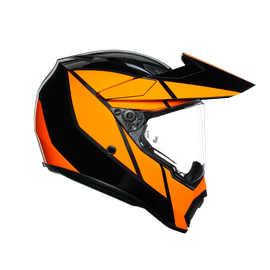 AX9 MULTI E2205 - TRAIL GUNMETAL/ORANGE - AX9