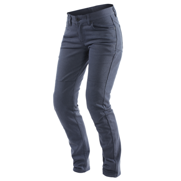 CLASSIC SLIM LADY TEX PANTS BLUE- Women