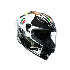 PISTA GP R LIMITED EDITION ECE DOT - ROSSI MISANO 2016