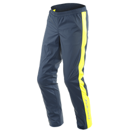 STORM 2 UNISEX PANTS BLACK-IRIS/FLUO-YELLOW