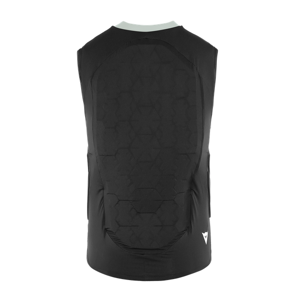 SCARABEO FLEXAGON WAISTCOAT - KID PURITAN-GRAY/STRETCH-LIMO- Kids