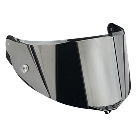 Visor RACE 2 IRIDIUM SILVER - Accessories