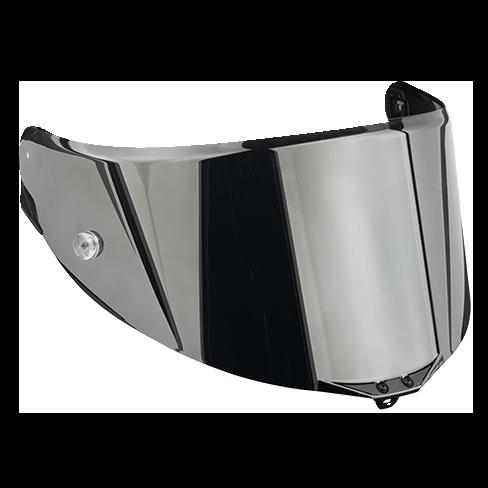 VISOR PISTA GP/CORSA/GT VELOCE/VELOCE S - IRIDIUM SILVER - Accessories