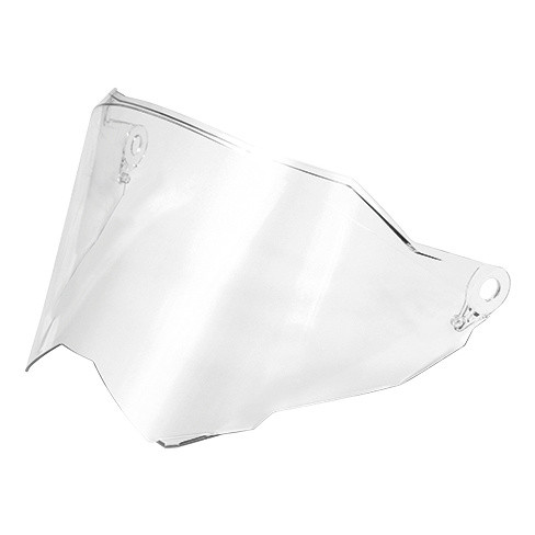 VISOR DUAL AS/AF - CLEAR - Accessories