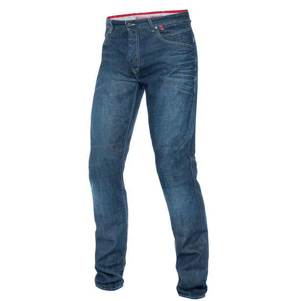 BONNEVILLE SLIM MEDIUM-DENIM- Pants
