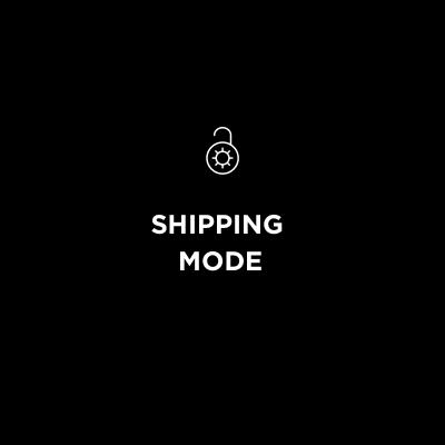 D-Air App Garmet Shipping mode