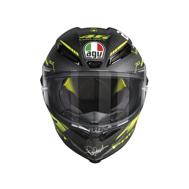 PISTA GP R E2205 TOP - PROJECT 46 2.0 CARBON MATT - Racing