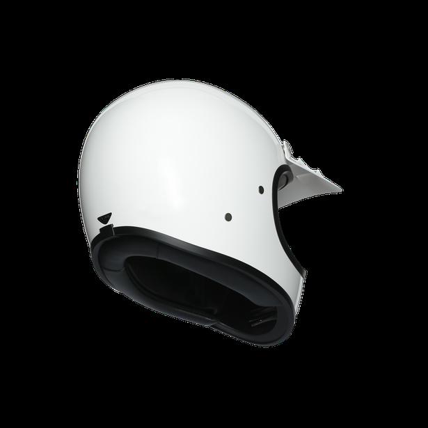 X101 MONO DOT - WHITE -