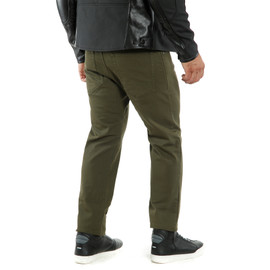CASUAL REGULAR TEX PANTS OLIVE- Hosen