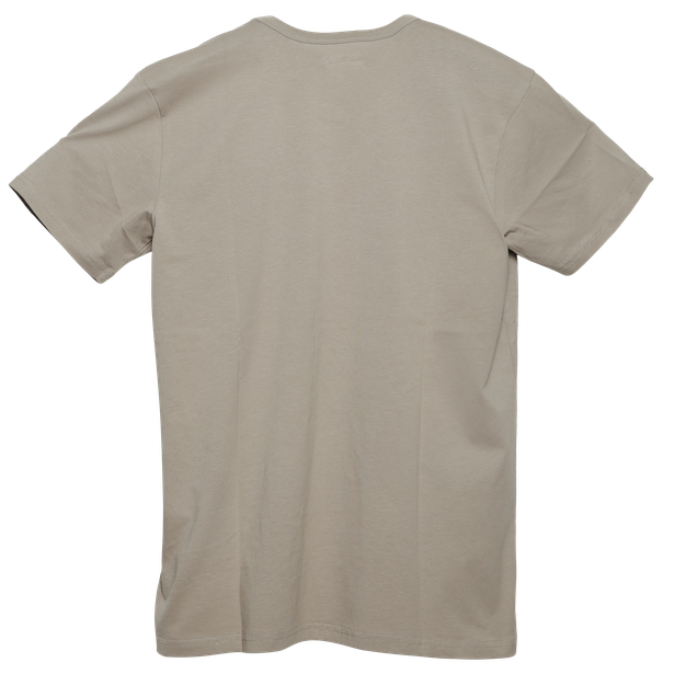 D72 T-SHIRT TAUPE-GRAY- undefined