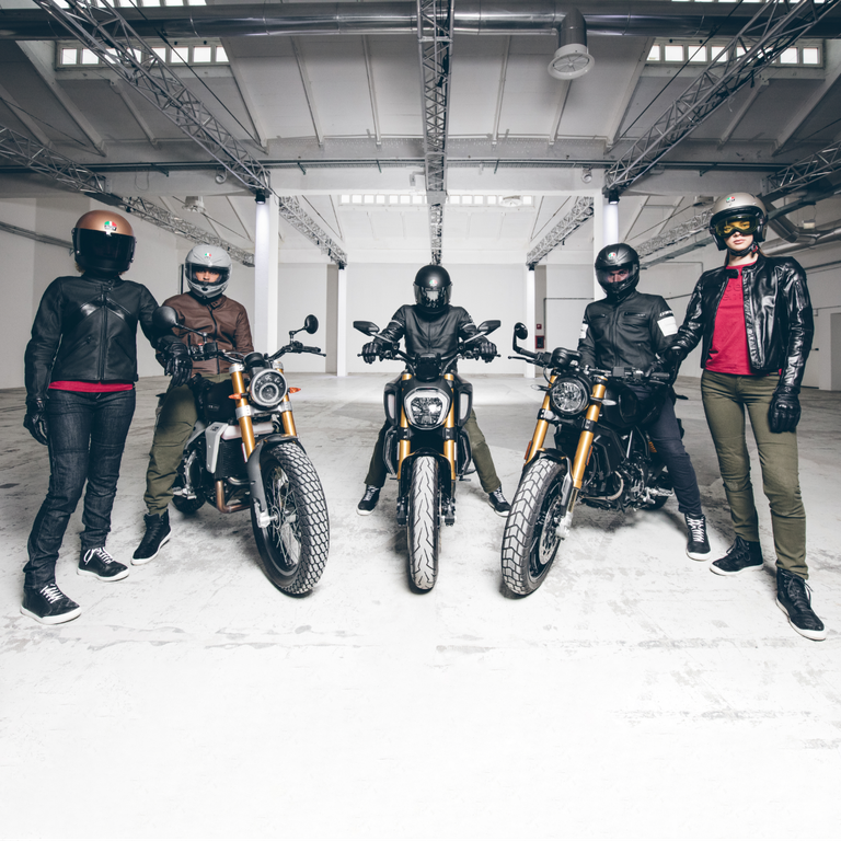A MODEL FOR EVERY RIDER