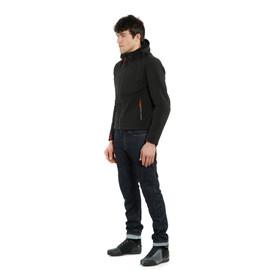 IGNITE TEX JACKET BLACK/BLACK- Jackets