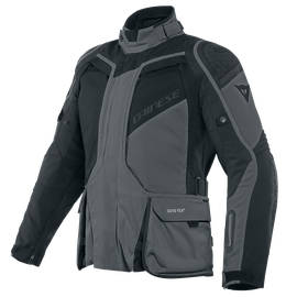 D-EXPLORER 2 SHORT/TALL GORE-TEX JACKET EBONY/BLACK