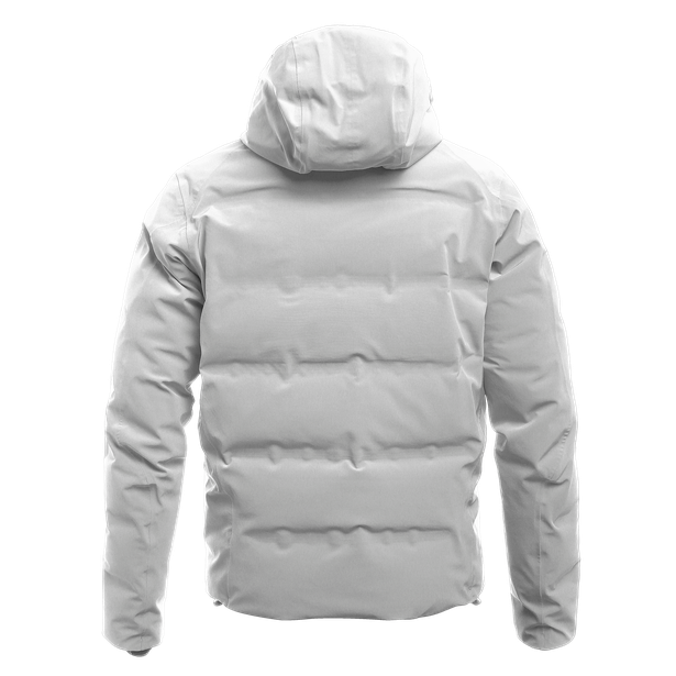 SKI DOWNJACKET MAN 2.0 LILY-WHITE- Downjackets