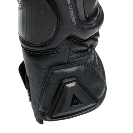 4-STROKE 2 GLOVES BLACK/BLACK- Leather