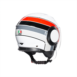 ORBYT E2205 MULTI - BRERA WHITE/GREY/RED - Orbyt
