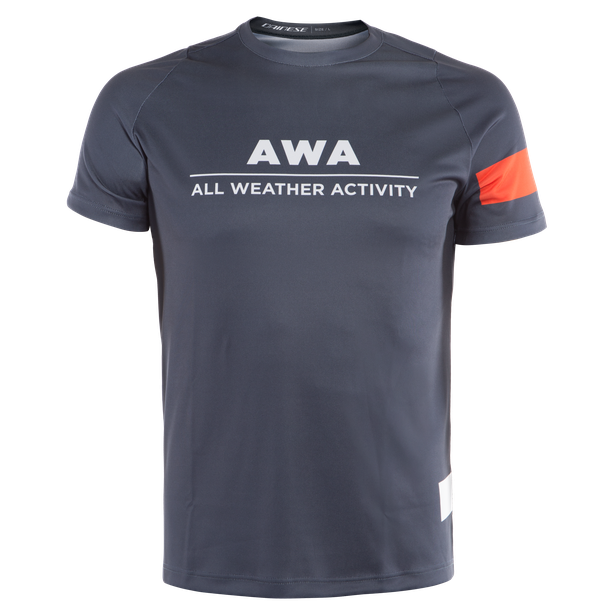AWA TEE 1 CHERRY-TOMATO/OMBRE-BLUE/WHITE- Jerseys