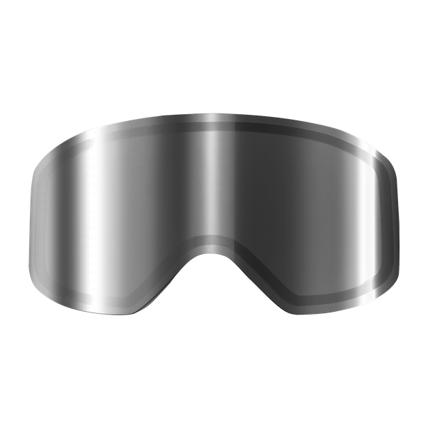 HP HO LENS - CYLINDRICAL SILVER-MIRROR- Goggles