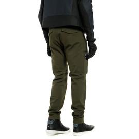 CHINOS TEX PANTS OLIVE- Pantaloni