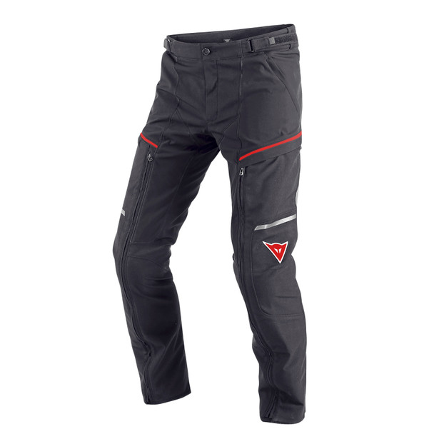 RAINSUN PANTS BLACK/RED- Pants