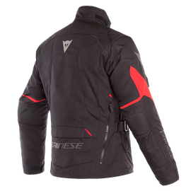 TEMPEST 2 D-DRY JACKET BLACK/BLACK/TOUR-RED- D-Dry®