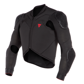 RHYOLITE 2 SAFETY JACKET LITE BLACK- Bike schutz