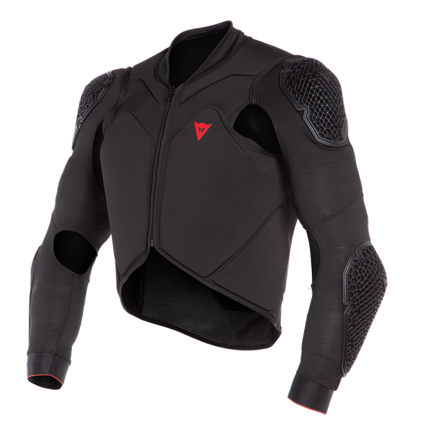 RHYOLITE 2 SAFETY JACKET LITE BLACK- Protection