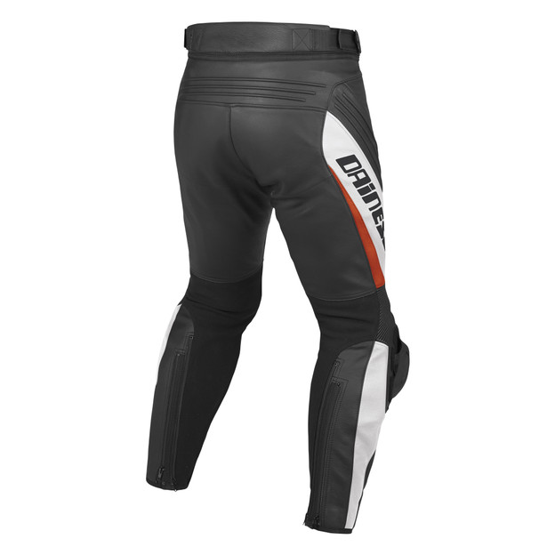 DELTA PRO EVO C2 PELLE BLACK/WHITE- Leather