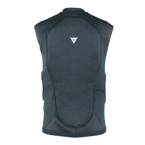 FLEXAGON WAISTCOAT MAN BLACK/BLACK- Rückenschutz
