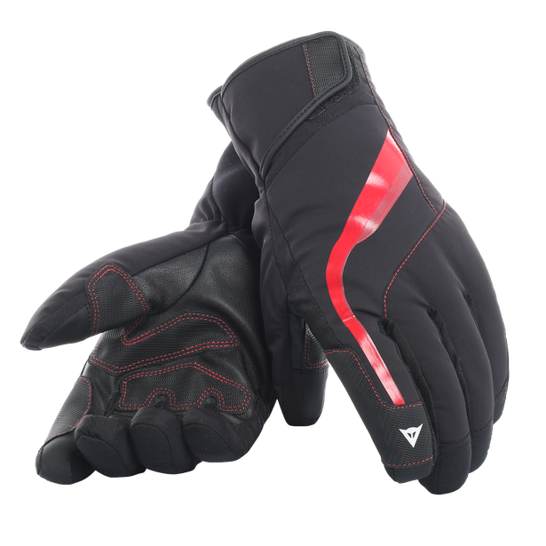 HP2 GLOVES STRETCH-LIMO/CHILI-PEPPER- Gants
